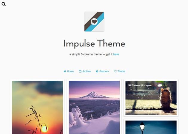 impulse-tumblr-theme
