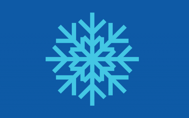 How to Create Snowflakes in Inkscape