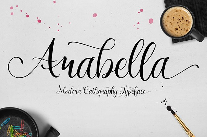 arabella-calligraphy-font
