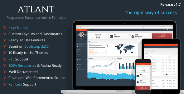 atlant-bootstrap-admin-template