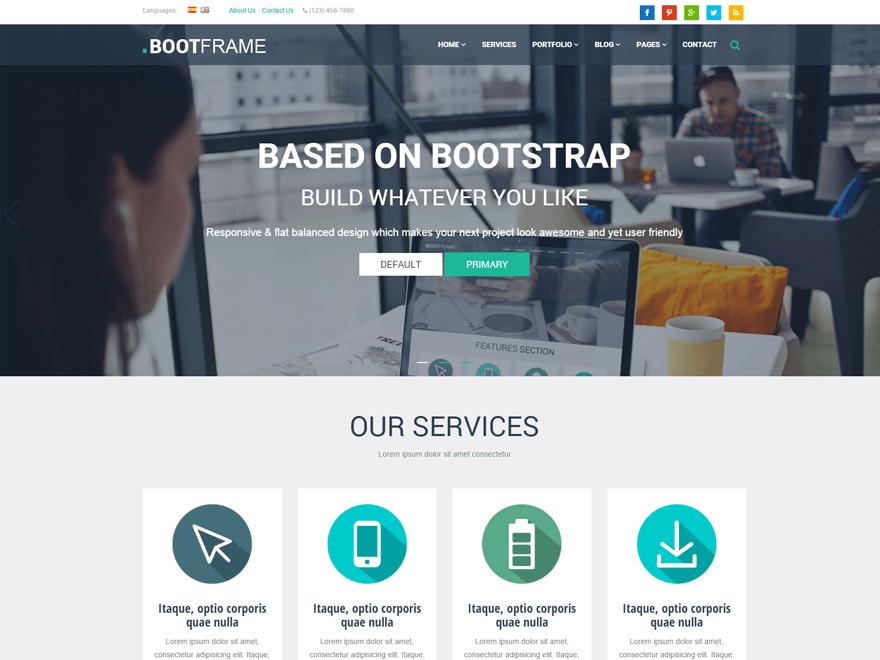 bootframe-core