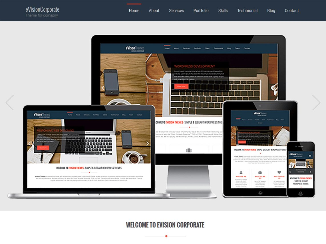 corporate-bootstrap-wordpress