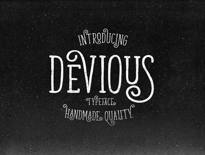 devious-vintage-romantic-font