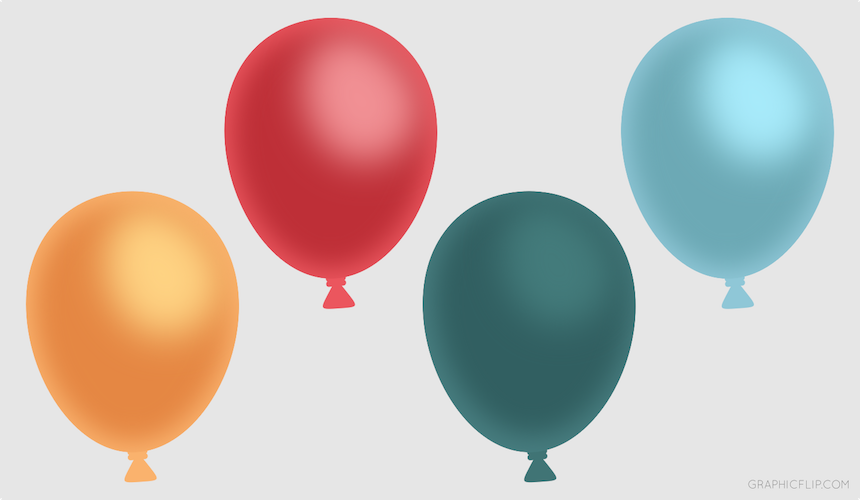 Free Balloons Pack