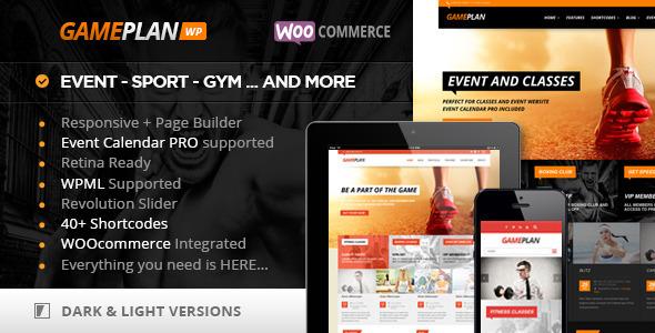 gameplan-gym-fitness-theme