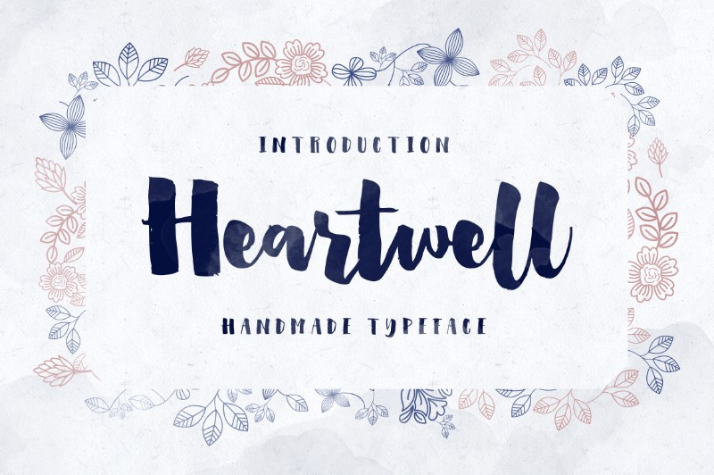 heartwell-typeface
