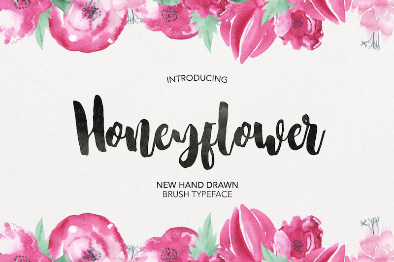 honeyflower-script