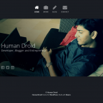 human droid wordpress theme