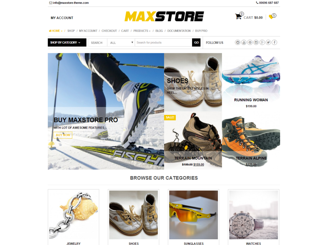 max-store-wordpress-theme