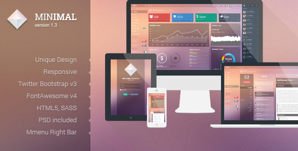 30+ Bootstrap Admin Dashboard Templates - Free Download & Premium ...