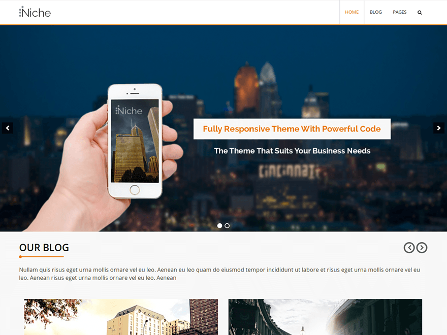 niche-bootstrap-theme-wordpress