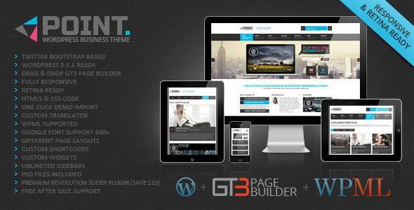 30+ Bootstrap WordPress Themes for Free Download & Paid