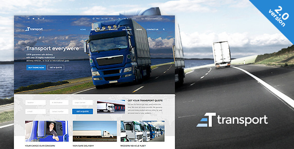 transport-wordpres-theme