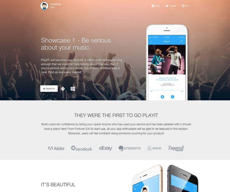 17 Best Bootstrap Business Templates for Companies, Startups and