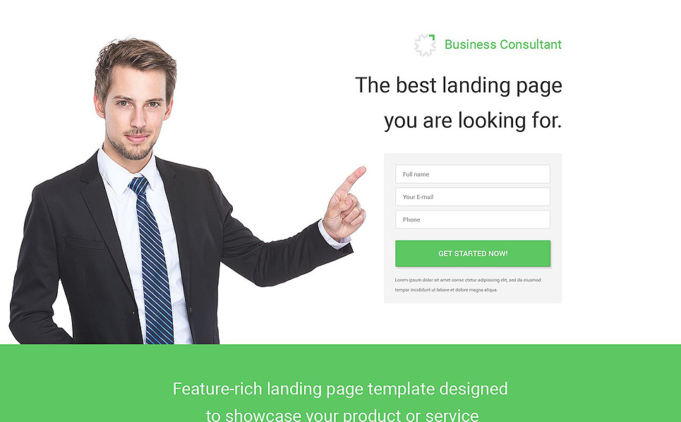 business-responsive-template