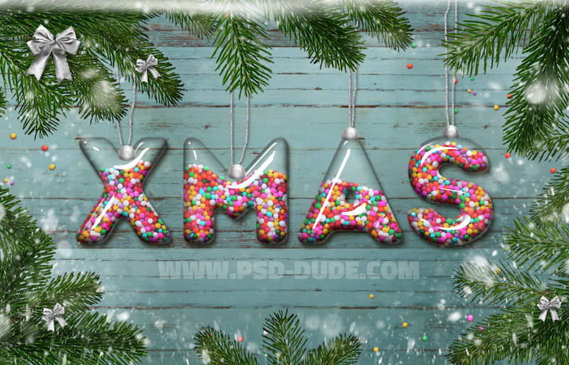 christmas-candy-glass-balls-text-photoshop-tutorial