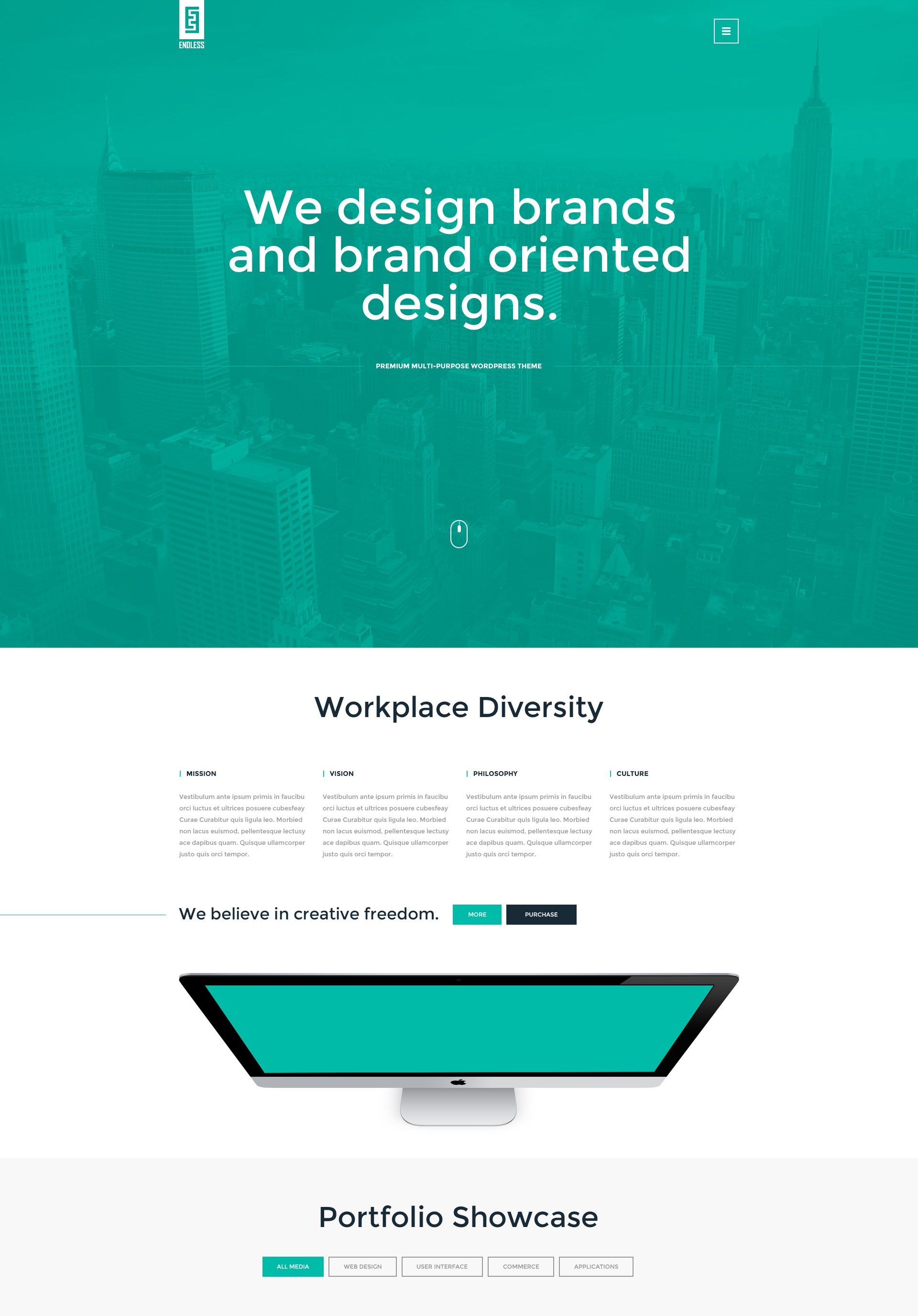 endless-corporate-template