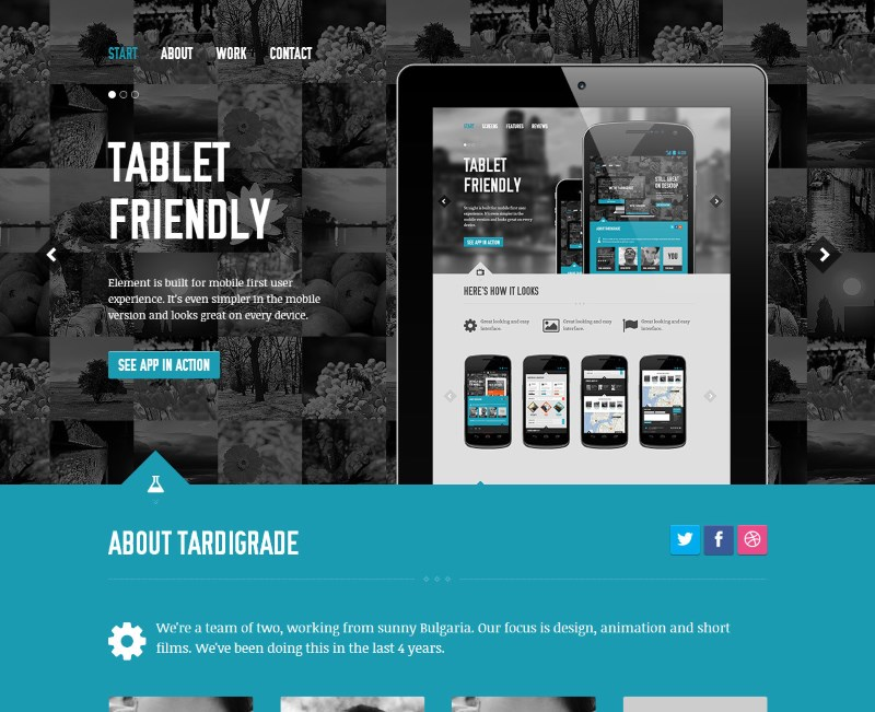 flexible-onepage-template