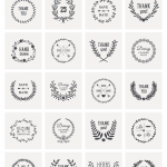 hand-drawn-laurel-wreath-vectors