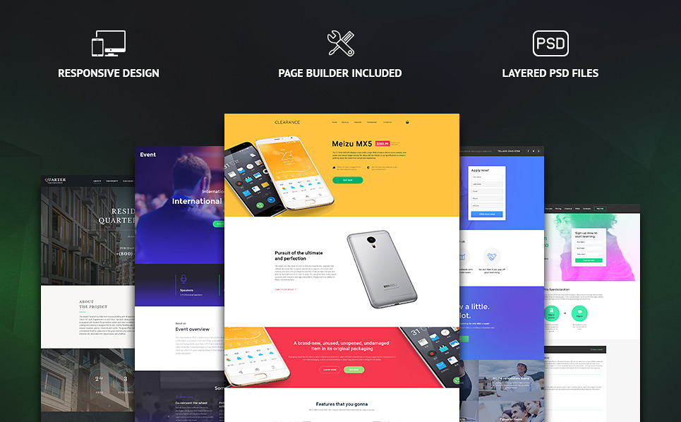 landing-page-template-bundle