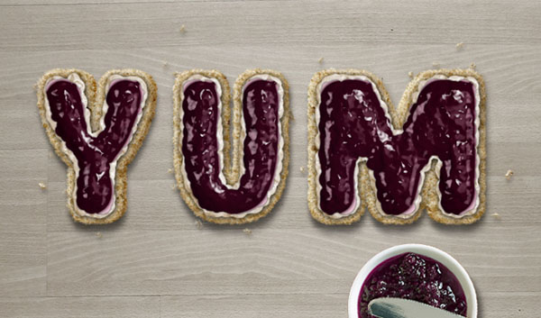 scones-inspired-text-effect
