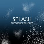 splash-photoshop-brushes