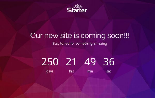 starter-html5-coming-soon-web-template