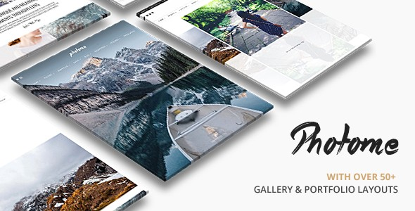 photome-gallery-wordpress-theme