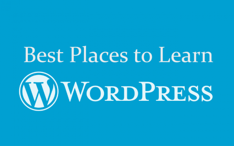 5 Best Places to Learn WordPress