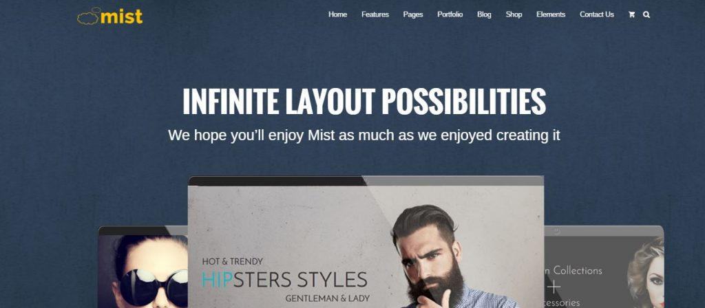 mist-wordpress-theme