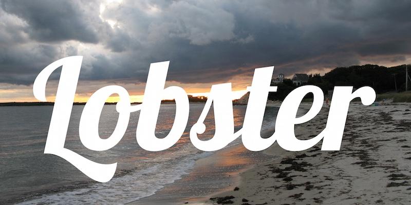 lobster-font