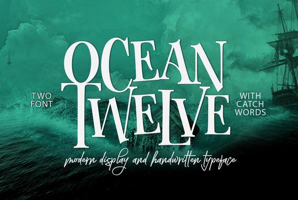ocean-twelve-fonts