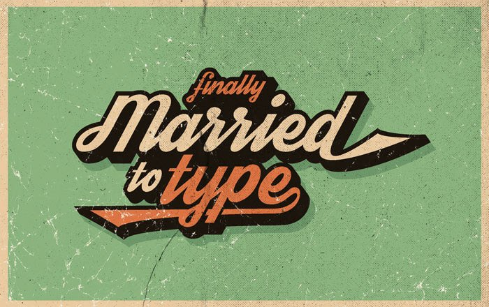 42 Retro Fonts to Perfect your Vintage Style Inspired Design - Super Dev Resources