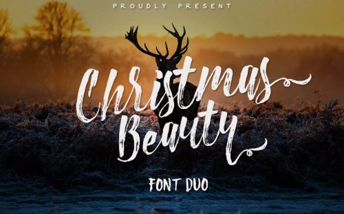 19 Christmas Fonts to Download for Your Holiday Designs