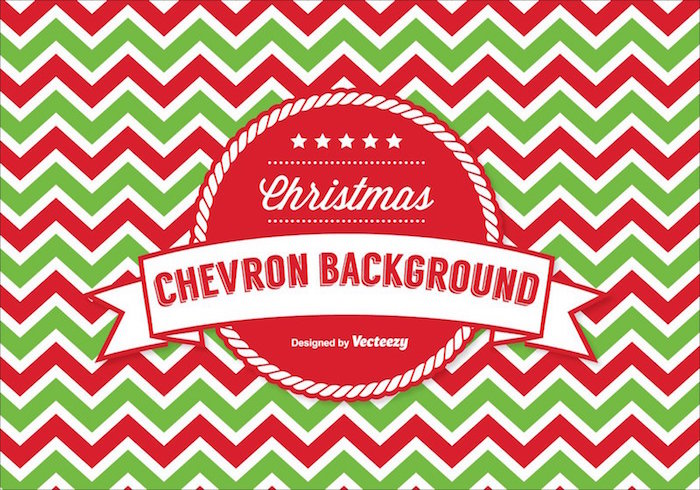 christmas-chevron-pattern-background