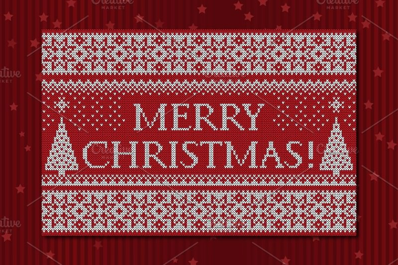 christmas-knitted-backgrounds