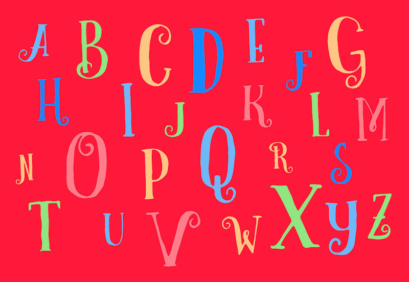 Christmas Fonts Curely