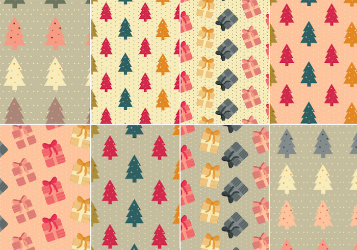 340 Christmas Backgrounds And Patterns Super Dev Resources