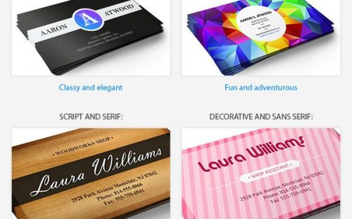 7+ Secrets for Creative Business Card Design