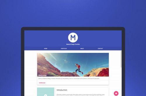 material portfolio