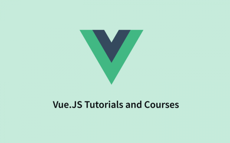 Vue.js 2 Tutorials, Video Courses and Example Projects for Beginners