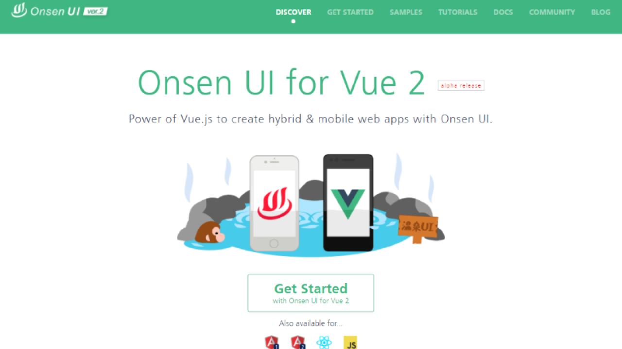 10 Best Vue js based UI Frameworks for Building Mobile Apps