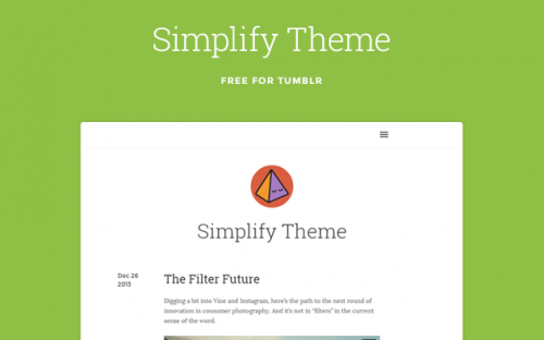 15 Minimal Tumblr Themes for Writers – Free and Premium