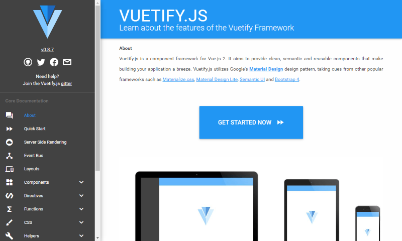 10 best vue js based ui frameworks for building mobile apps super