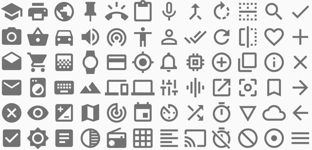 18 Free Svg Icon Sets For Commercial Use In Web Design Super Dev Resources