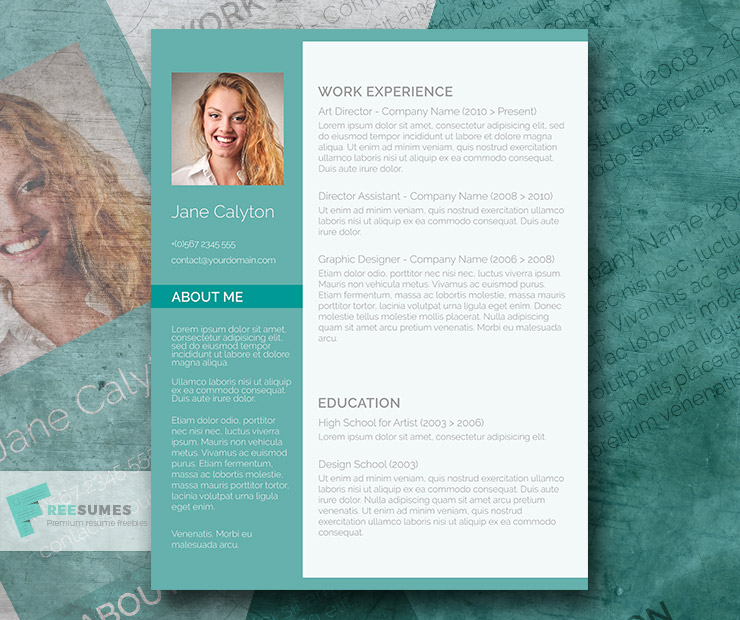 Stagehand Resume Examples: Over 55 Free Resume Templates To Fit Every Stage Of Your