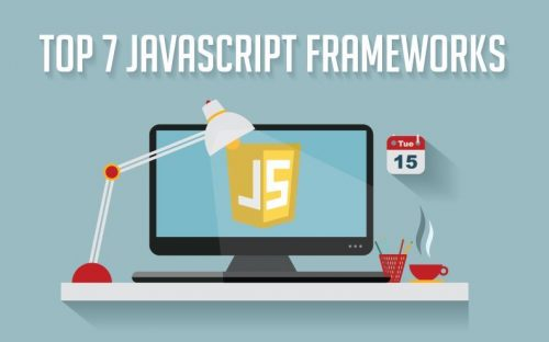 Top 7 Most Popular JavaScript Frameworks in 2018