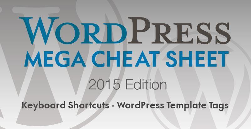 10 Essential Cheat Sheets for Website Development - Super Dev Resources