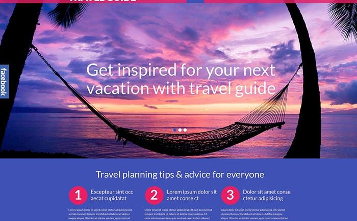 Travel Guide – Travel Planning Agency WordPress Theme