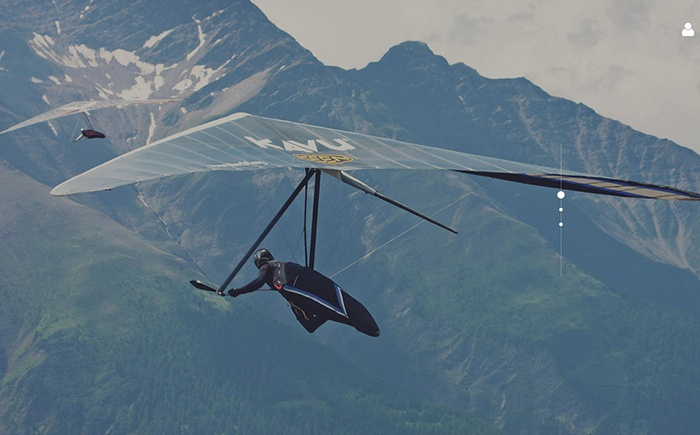 Hang Gliding – Outdoor WordPress Theme